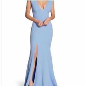 Dress the Population Crepe Gown